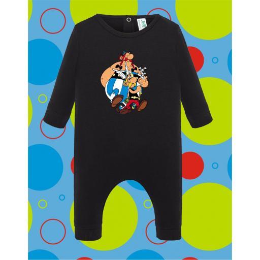 Pelele de bebé Asterix [3]