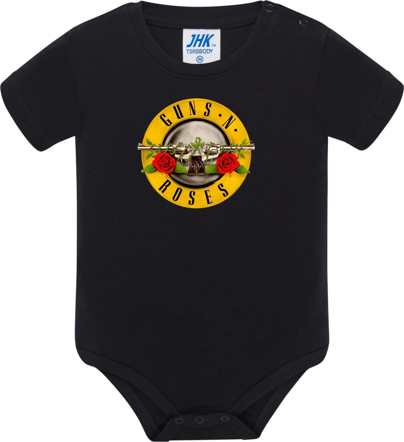 Body de Bebé Guns and Roses