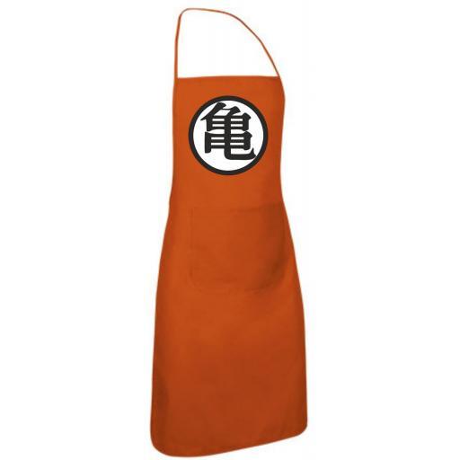 Delantal de Cocina Dragon Ball