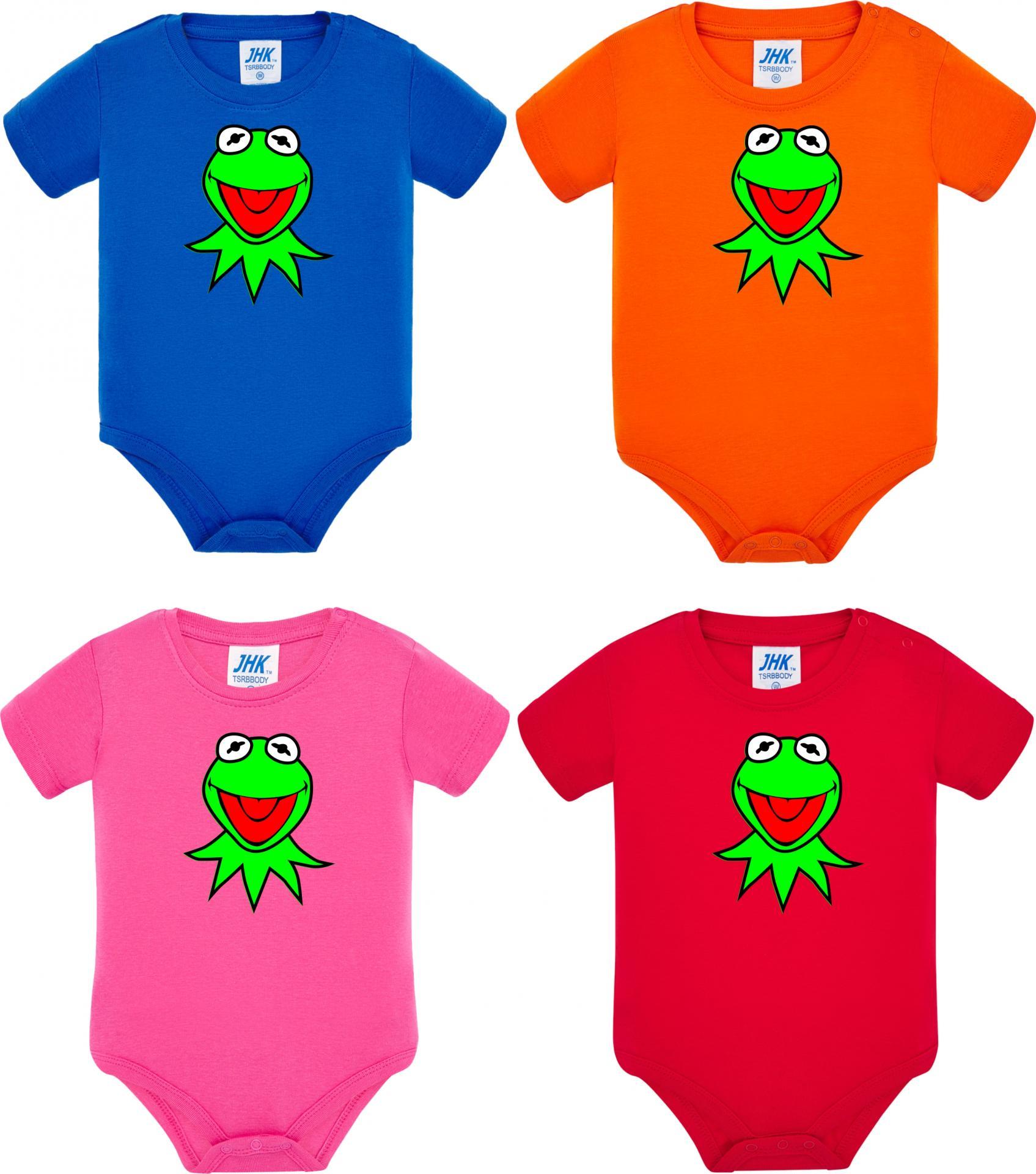 Body de Bebé Rana Gustavo - Kermit