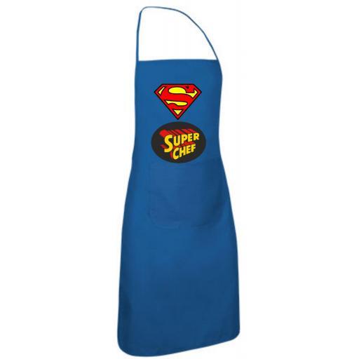 Delantal de Cocina SuperChef