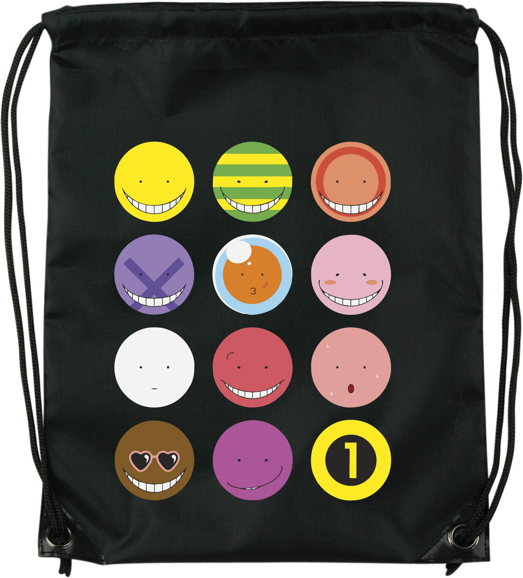 Mochila de cuerdas Assassination Classroom