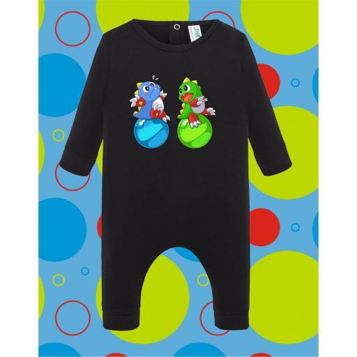 Pelele de bebé Bubble [3]