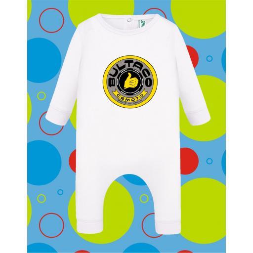 Pelele de bebé Bultaco [3]