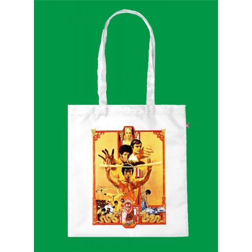 Bolsa de Asa Ecológica Bruce Lee