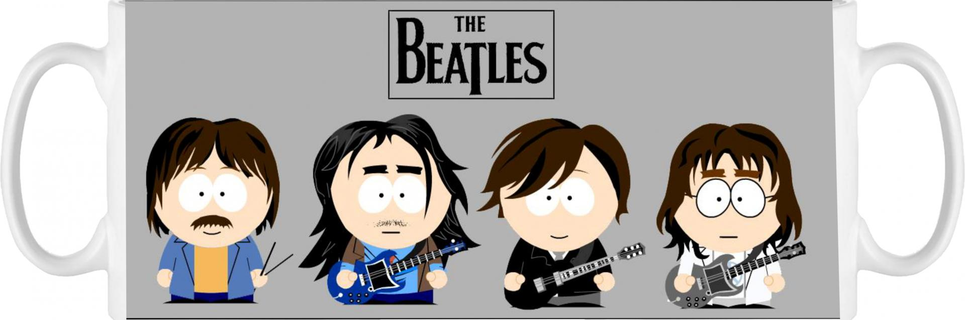 Taza The Beatles (013)