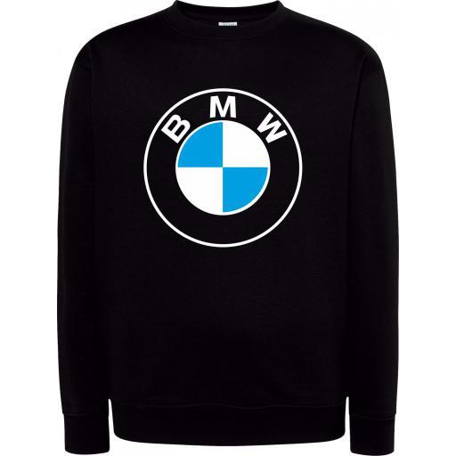 Sudadera Cuello Redondo BMW