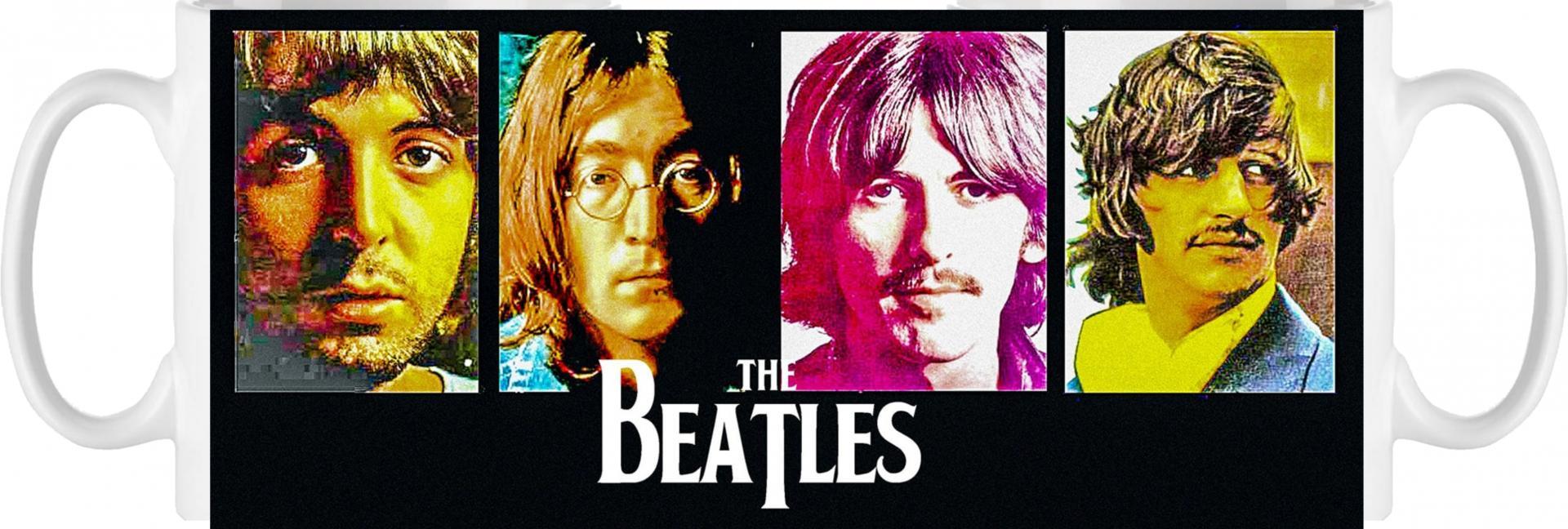 Taza The Beatles (015)