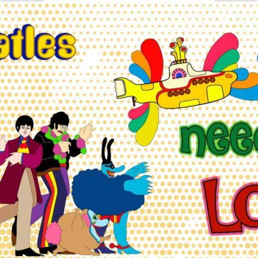 Taza The Beatles (016)