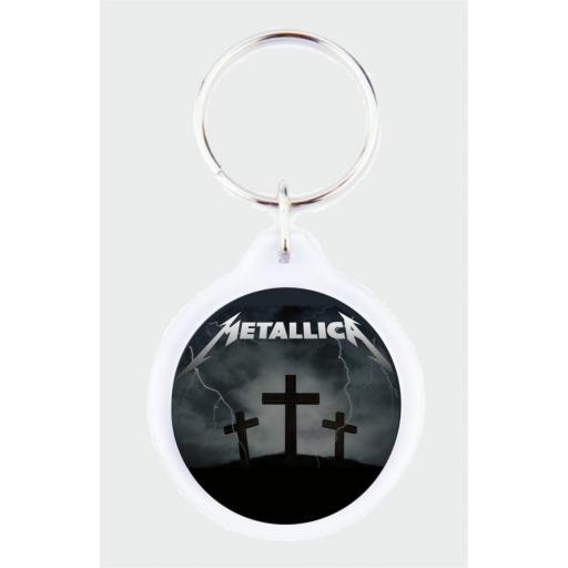 Llavero Metallica LLA017