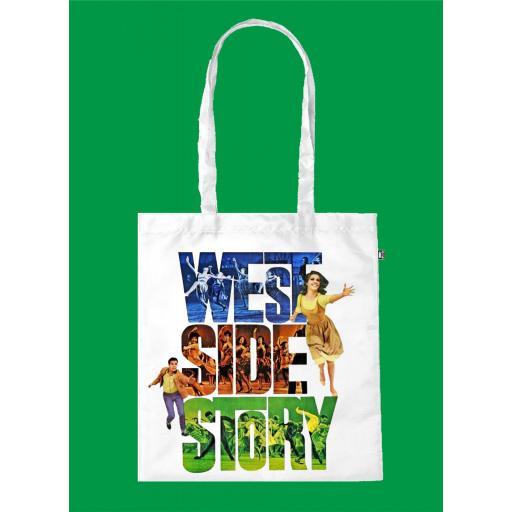 Bolsa de Asa Ecológica West Side Story