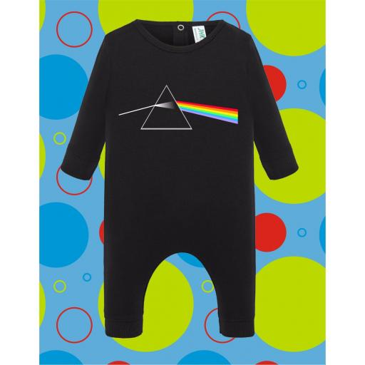 Pelele de bebé Dark Side of the Moon