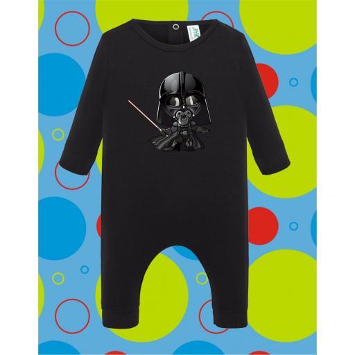 Pelele de bebé Dath Vader [3]