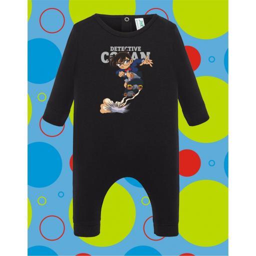 Pelele de bebé Detective Conan [3]