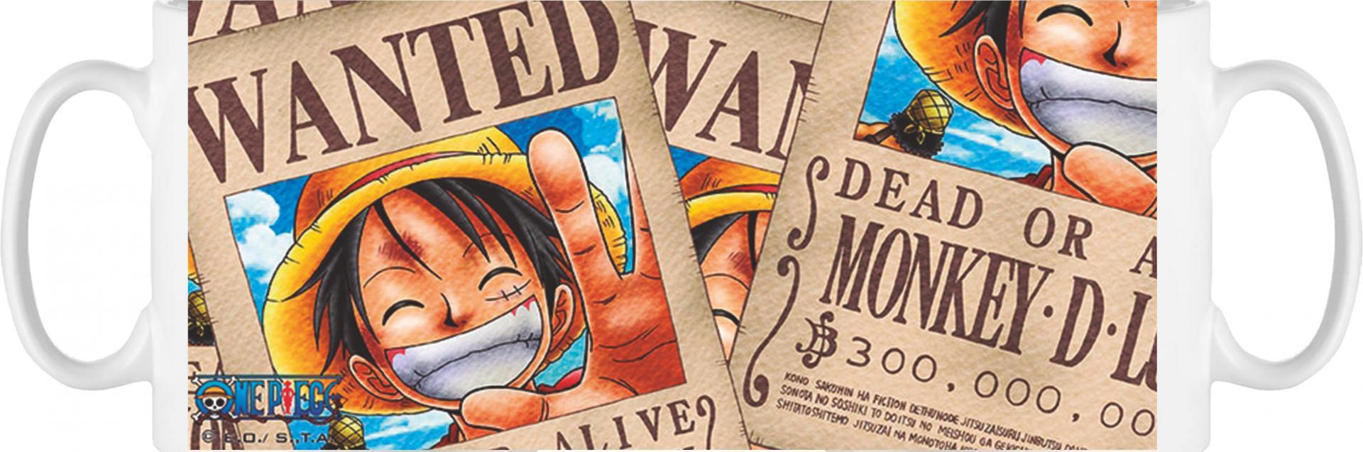 Taza One Piece (021)