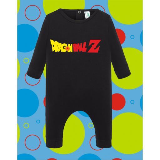 Pelele de bebé Dragon Ball Z [3]