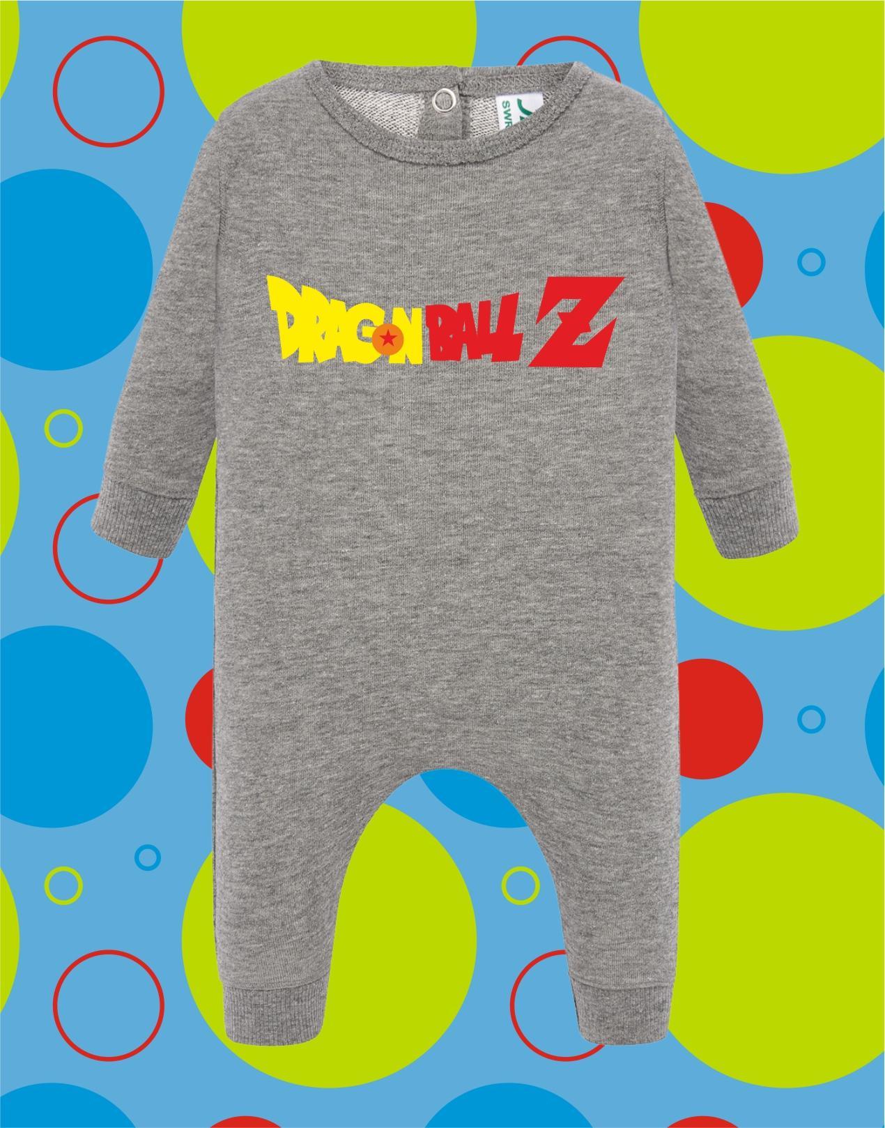 Pelele de bebé Dragon Ball Z