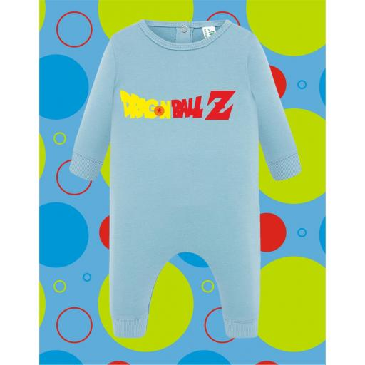 Pelele de bebé Dragon Ball Z [1]