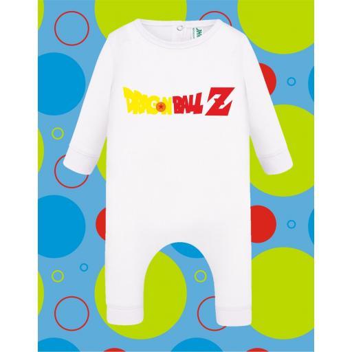 Pelele de bebé Dragon Ball Z [2]
