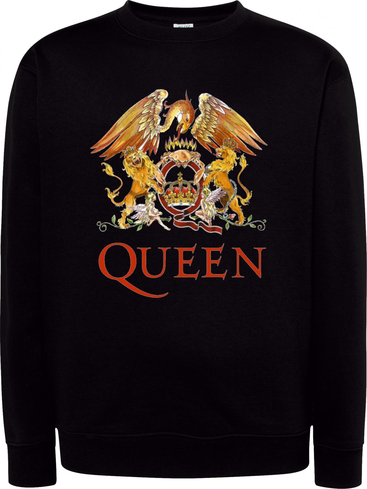 Sudadera Cuello Redondo Queen