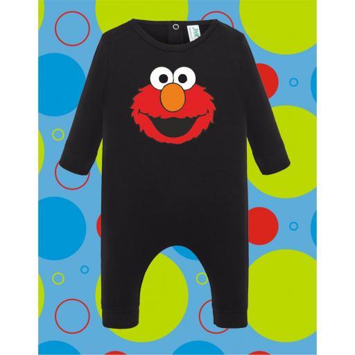 Pelele de bebé Elmo [3]