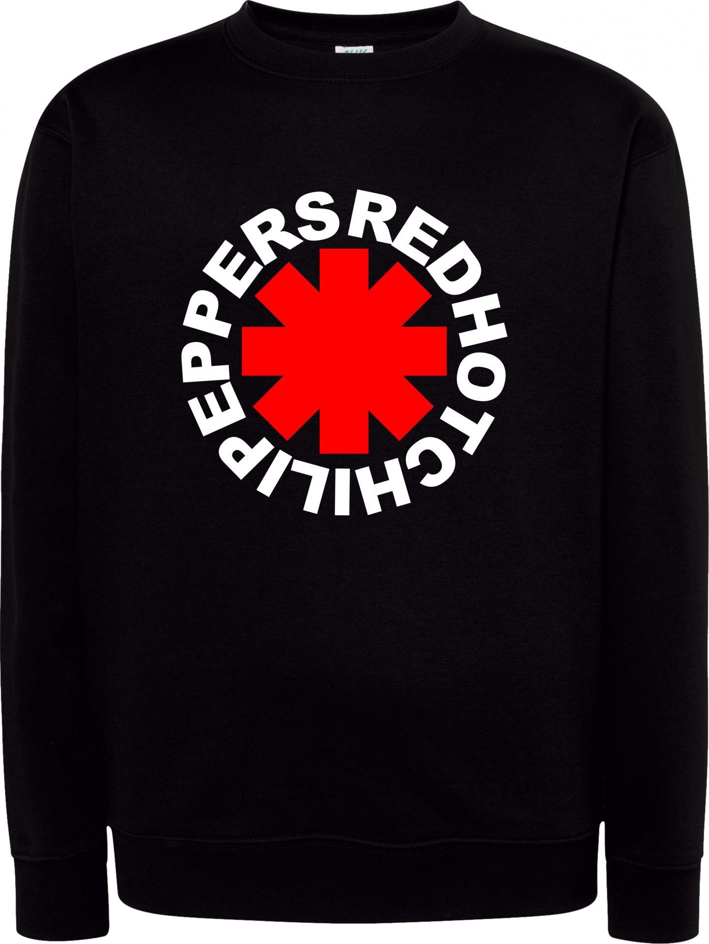 Sudadera Cuello Redondo Red Hot Chili Peppers