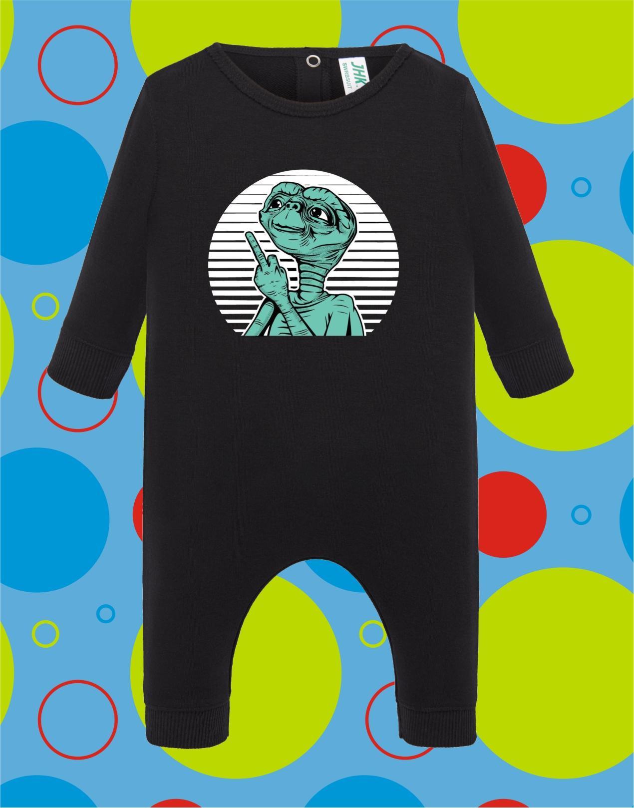 Pelele de bebé ET