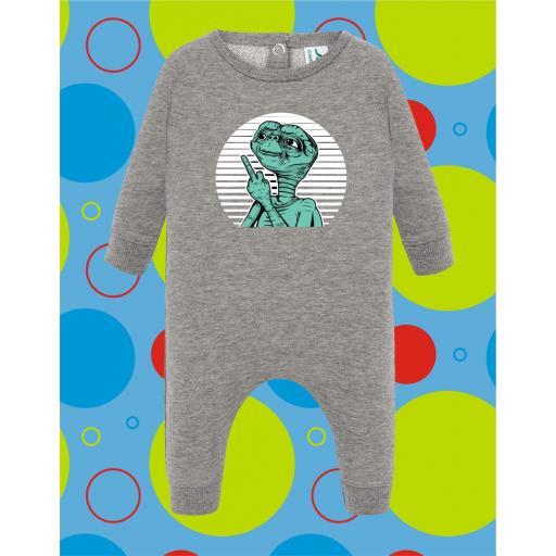 Pelele de bebé ET [1]