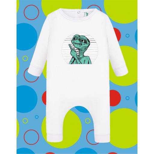 Pelele de bebé ET [3]