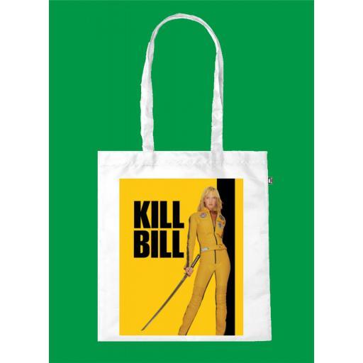 Bolsa de Asa Ecológica Kill Bill