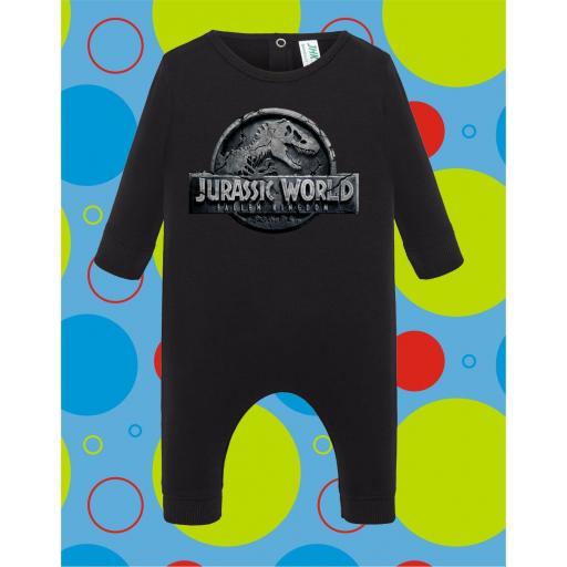 Pelele de bebé Jurassic World Fallen Kingdom [3]
