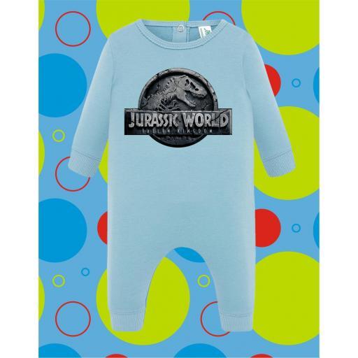 Pelele de bebé Jurassic World Fallen Kingdom [1]