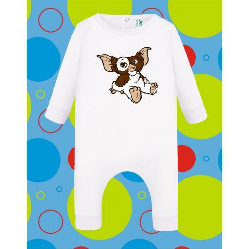 Pelele de bebé Gremlins-Gizmo [2]