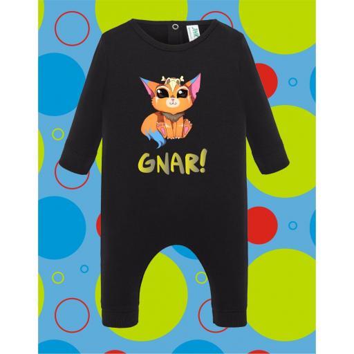 Pelele de bebé Gnar [3]