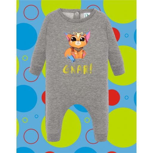Pelele de bebé Gnar [1]