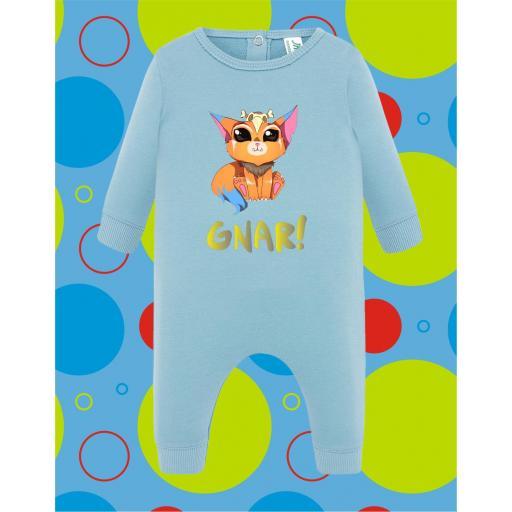 Pelele de bebé Gnar