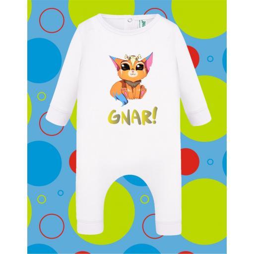 Pelele de bebé Gnar [2]