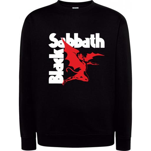 Sudadera Cuello Redondo Black Sabbath [0]