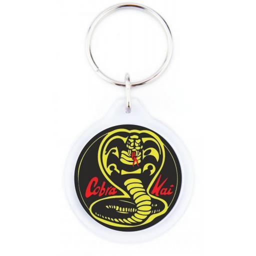 Llavero Cobra Kai  LLA034