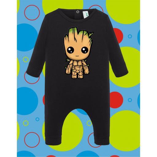 Pelele de bebé Groot