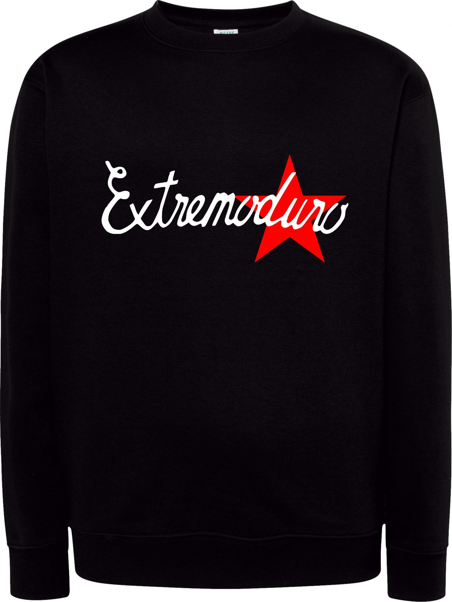 Sudadera Cuello Redondo Extremoduro