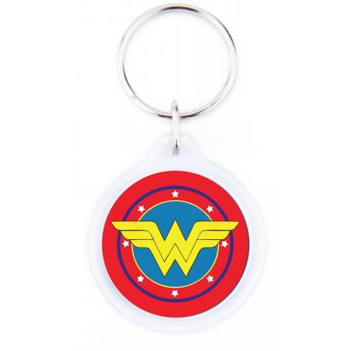 Llavero Wonder Woman LLA039