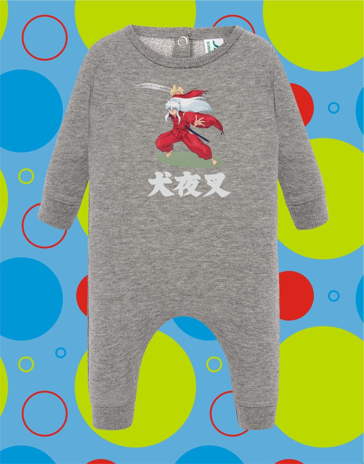 Pelele de bebé Inuyasha