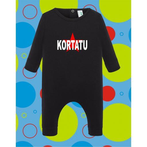 Pelele de bebé Kortatu [3]