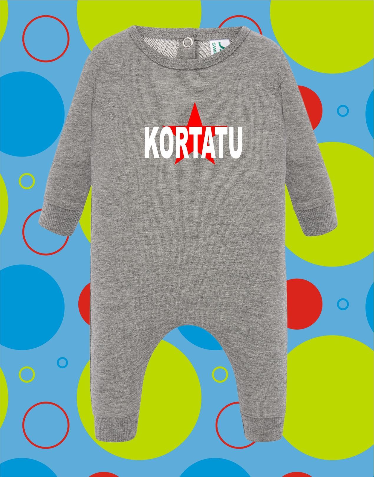 Pelele de bebé Kortatu