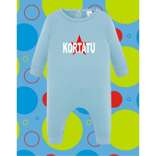 Pelele de bebé Kortatu [1]