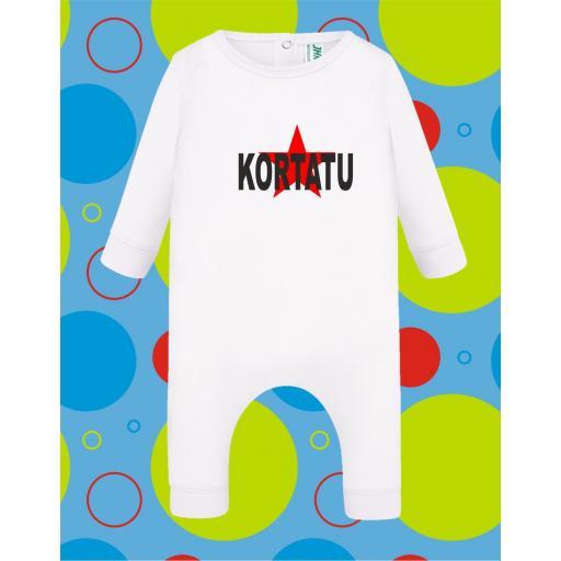 Pelele de bebé Kortatu [2]