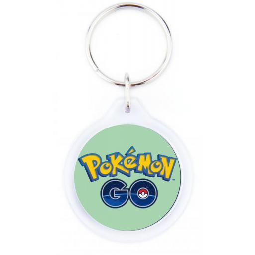 Llavero Pokemon Go  LLA045