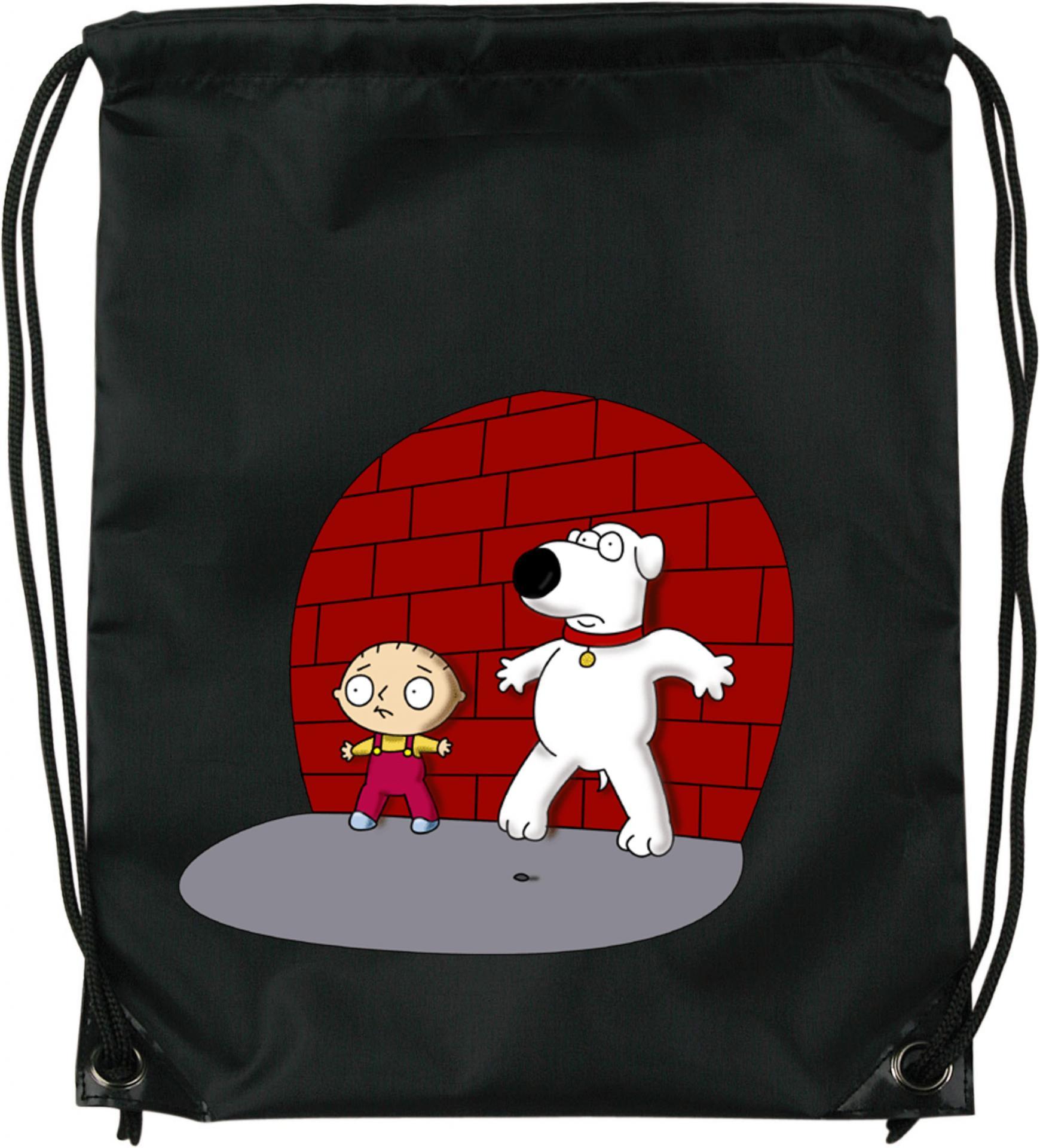 Mochila de cuerdas Family Guy