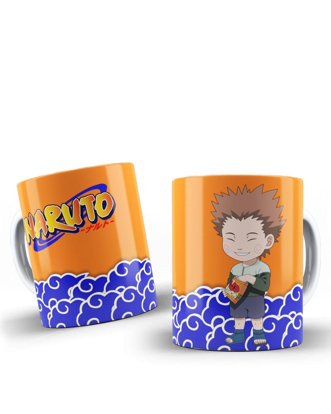 Taza Naruto Choji (179)